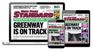 The New Ross Standard is now available as an ePaper