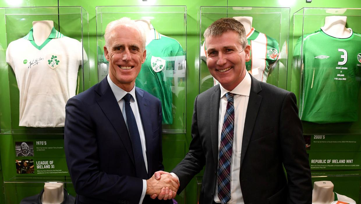 Those truly bothered by Mick McCarthy's commentating on Ireland matches are just looking to be annoyed