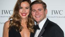 Charlie Webster and Allen Leech attends the IWC Gala dinner in honour of the BFI at Battersea Evolution