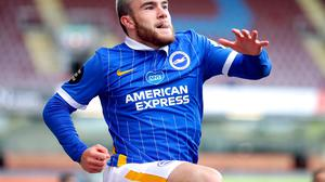 Brighton's Aaron Connolly has signed a new four-year deal