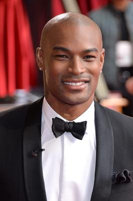 HOLLYWOOD, CA - MARCH 02:  TV personality Tyson Beckford attends the Oscars held at Hollywood & Highland Center on March 2, 2014 in Hollywood, California.  (Photo by Michael Buckner/Getty Images)