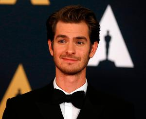 Best Actor nominee Andrew Garfield.  REUTERS/Mario Anzuoni/ File Photo