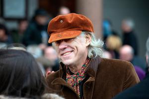 Sir Bob Geldof at the funeral of former Pogues manager Frank Murray in St Paul's Church, Mount Argus.Photo: Tony Gavin