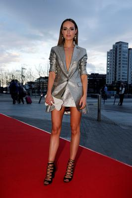 Danielle Moyles pictured at the VIP Style Awards at the Marker Hotel in Dublin. Picture:Arthur Carron