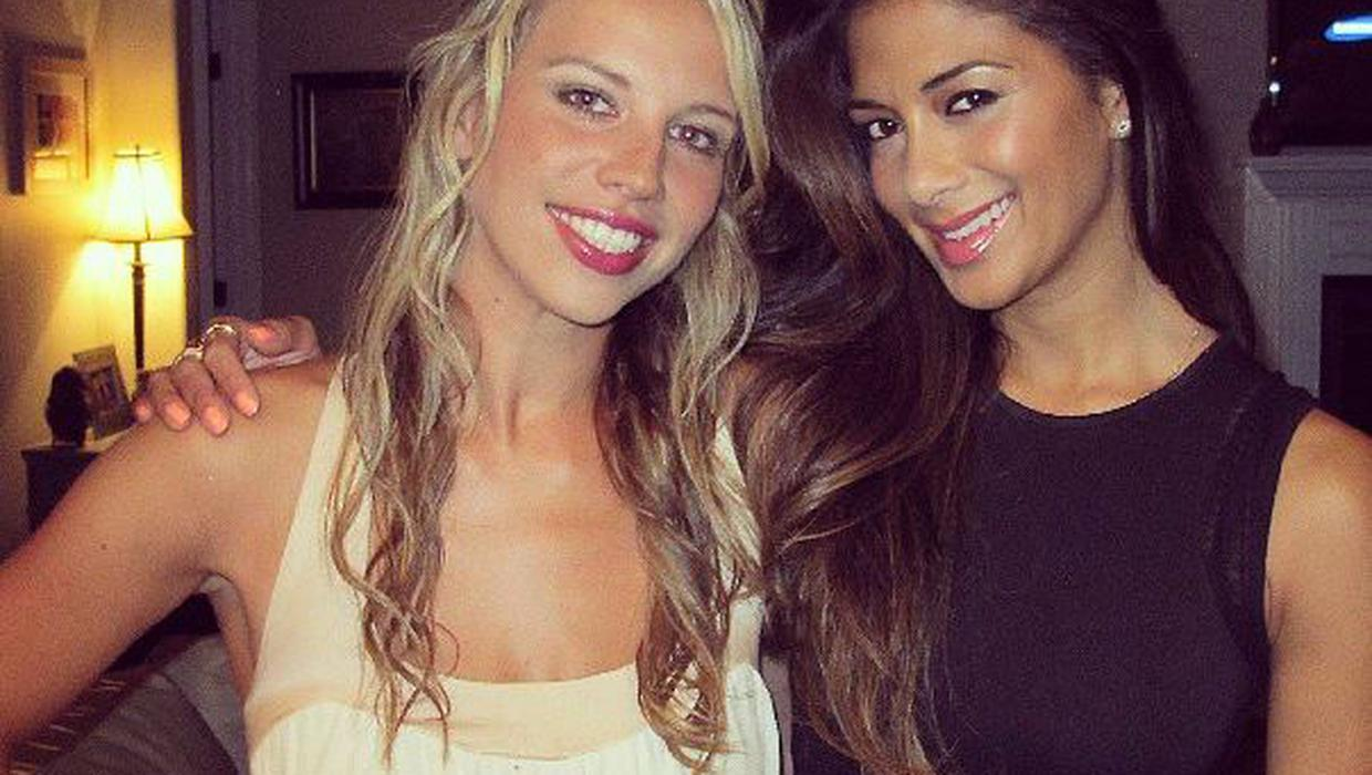 Sisters doing it for themselves: Single X Factor judge Nicole poses with  younger sister - Independent.ie