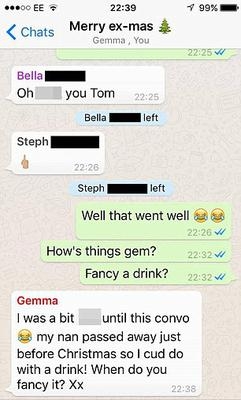 Everyone loves a happy ending Credit: Facebook/Lads Bible