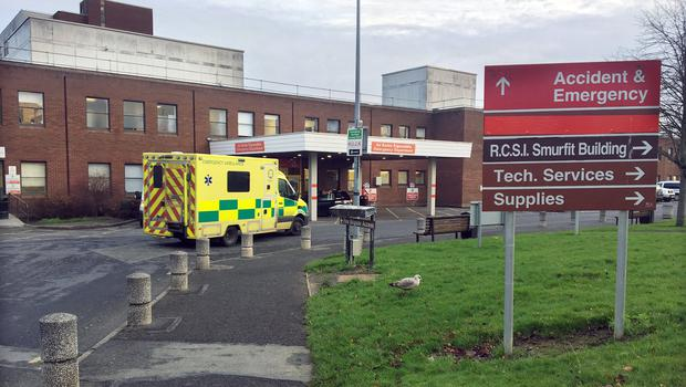 Access to Beaumont Hospital was a concern for many bus users Photo: Tony Gavin