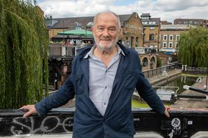 Vince Power at Camden Lock in London where he recently bought the Dingwalls venue. Photo: Jonathan Goldberg
