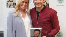 """Shane Filan launches his book """" My Side of Life"""" at The Old Music Shop Restaurant North Frederick Street Dublin 1. Photo: Richie Stokes"""