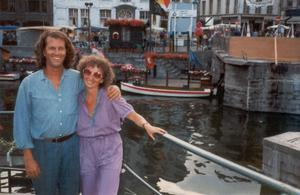 André and his wife Marjorie