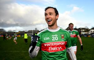 Keith Higgins has retired after a 14-year inter-county career. Photo by David Fitzgerald/Sportsfile