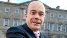 Minister Denis Naughten promised greater protections online. Photo: Tom Burke