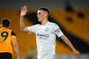 GOAL: Phil Foden