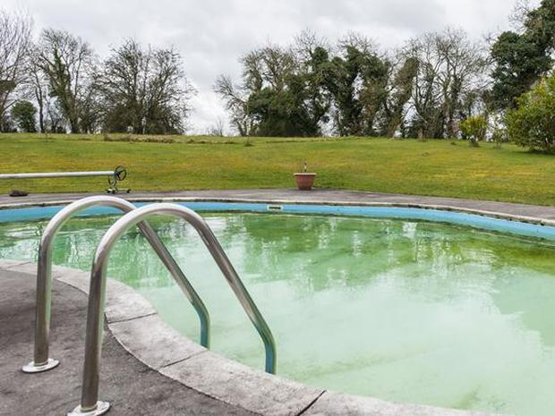 Niall Horan is reported to have purchased a home with a heated outdoor pool in Mullingar
