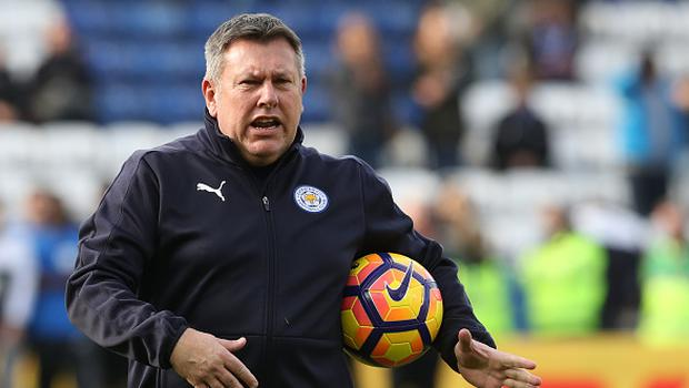 Craig Shakespeare; Getty Images.