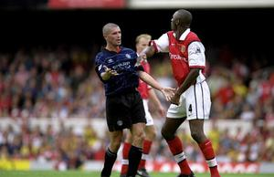 Roy Keane and Patrick Vieira among the high profile absentees from the BBC's all-time Premier League dream team  \ Mandatory Credit:Clive Brunskill /Allsport