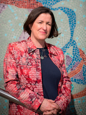 Oonagh Buckley, director general of the Workplace Relations Commission Photo: Mark Condren