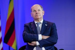 Deficit: German finance chief Olaf Scholz is ready to loosen the purse strings