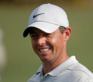 Rory McIlroy. Photo: Gerry Broome/AP