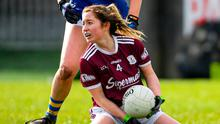 Shauna Molloy in action for Galway. Photo: Ramsey Cardy/Sportsfile