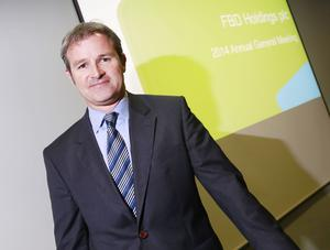 Andrew Langford Chief Executive, FBD