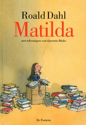 """Never do anything by halves if you want to get away with it. Be outrageous. Go the whole hog. Make sure everything you do is so completely crazy it's unbelievable."" Matilda by Roald Dahl."