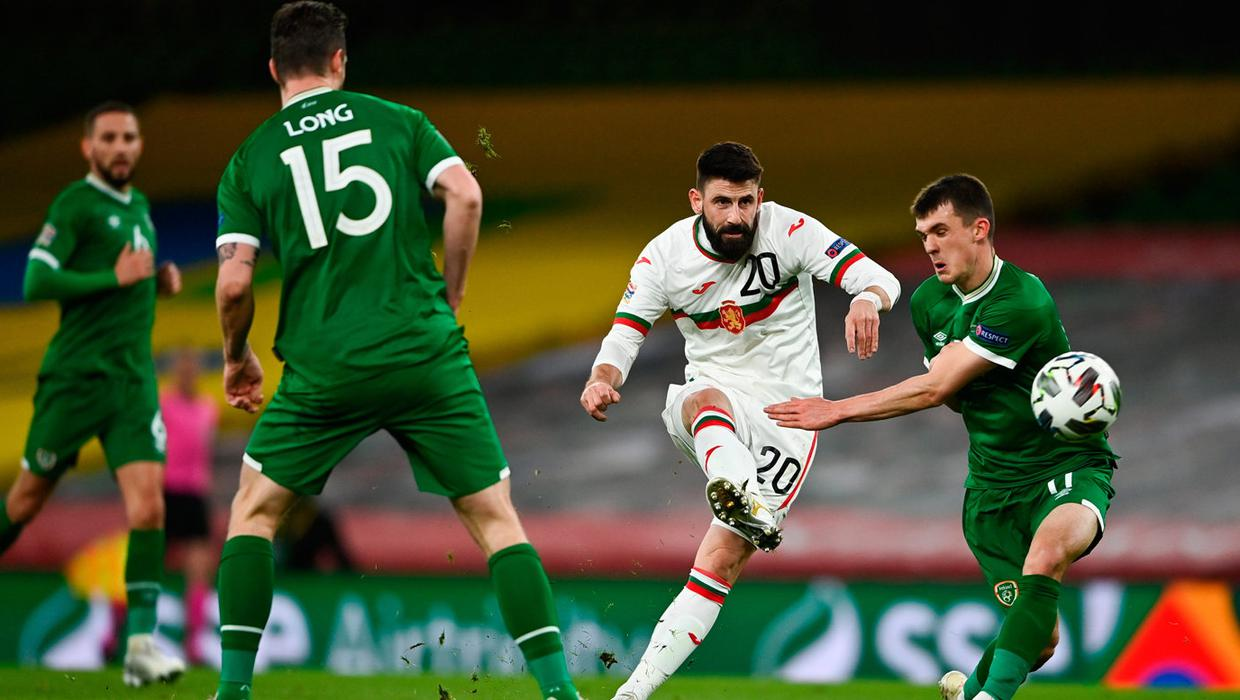 'It is clear that, in football terms, we are better than Ireland' - Bulgaria defiant despite relegation