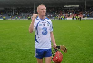 John Mullane enjoyed an illustrious career with Waterford but never captured an All-Ireland title. Stephen McCarthy /SPORTSFILE