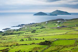 'Our heritage includes our landscapes, our built environment, our culture, our history, our traditional crafts, and much else besides. It's all around us and Irish people from all walks of life constantly voice their pride in and appreciation for it. Yet it remains an underutilised resource'. Stock photo: Getty