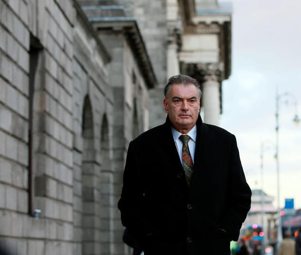 Ian Bailey Picture: Collins