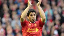 Luis Suarez is Liverpool's biggest asset. Photo credit: LINDSEY PARNABY/AFP/Getty Images