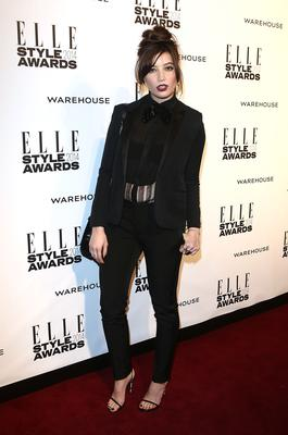 Daisy Lowe attends the Elle Style Awards 2014