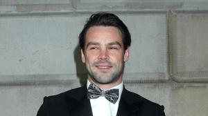 X Factor: Celebrity star Ben Foden has welcomed his first child with wife Jackie Smith Foden (Yui Mok/PA)