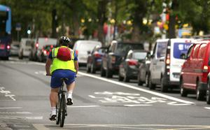 A cycling group has called for action over fatalities on the roads