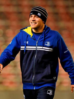 Ian Madigan thanked some of Leinster's unsung heros when he announced his move to Bordeaux-Begles yesterday.