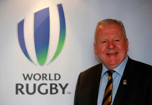 World Rugby Chairman Bill Beaumont. Photo: Brian Lawless/PA Wire