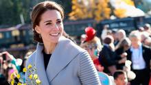Catherine, Duchess of Cambridge visits Carcross during the Royal Tour of Canada