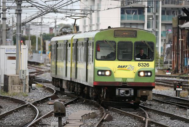 An Irish Rail spokeswoman said it was available for talks, but would not be swayed on pay cuts.