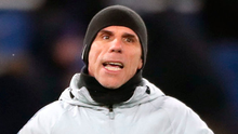 Chelsea assistant manager Gianfranco Zola. Photo: PA