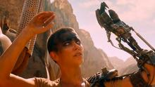 Mad Max Fury Road final trailer featuring Charlize Theron