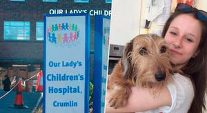 Georgia Murphy died at Our Lady's Children's Hospital Crumlin