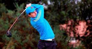 Playing in the first qualifying stage over the Ebreichsdorf course in Austria, young Naas star, Jack Hume, fired an impressive four-under-par 68 to grab a share of second place after the opening round