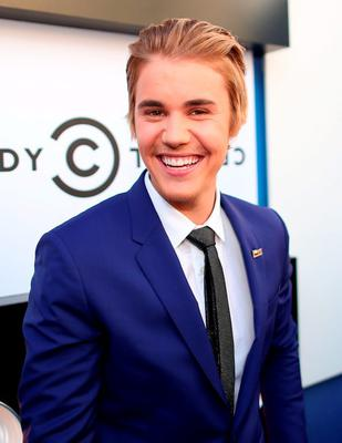 Honoree Justin Bieber attends The Comedy Central Roast of Justin Bieber at Sony Pictures Studios