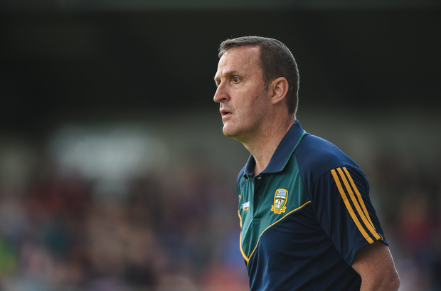 Meath manager Andy McEntee during the Leinster GAA Football Senior Championship Quarter-Final match between Meath and Louth at Parnell Park, in Dublin. Photo by Matt Browne/Sportsfile