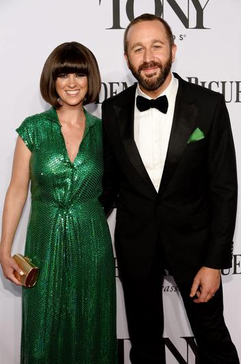 Dawn O'Porter, who 'blended' her name with that of her husband Chris O'Dowd