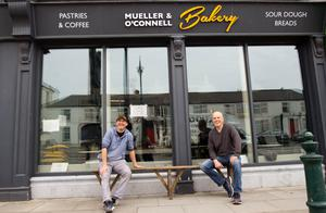 Adrian Mueller and Richard O'Connell, Mueller & O'Connell, Co Laois