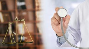 LACK OF CARE: Doctors need to be considered innocent until they are proved guilty. Stock picture