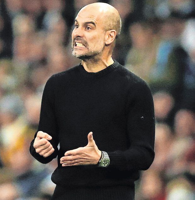 Soccer Football - Premier League - Manchester City v Sheffield United - Etihad Stadium, Manchester, Britain - December 29, 2019 Manchester City manager Pep Guardiola Action Images via Reuters/Andrew Boyers EDITORIAL USE ONLY. No use with unauthorized audio, video, data, fixture lists, club/league logos or