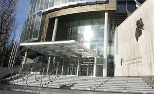The Central Criminal Court (stock photo)