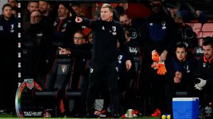 Bournemouth manager Eddie Howe. Photo: Action Images via Reuters